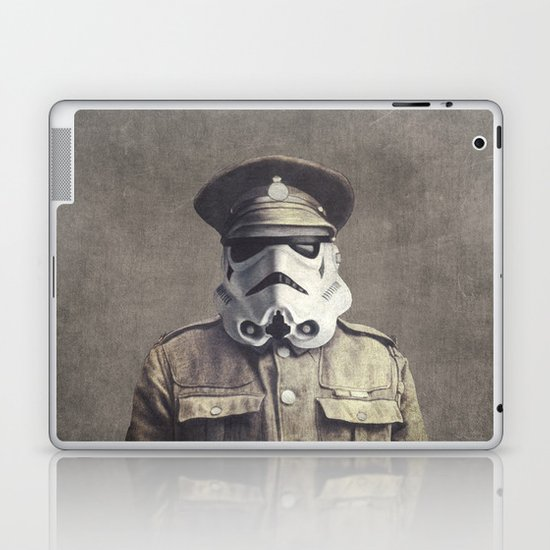 Sgt. Stormley - square format Laptop & iPad Skin