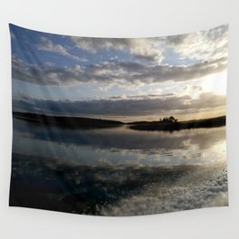 August morning in archipelago 2 Wall Tapestry