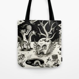 The Ways of the Wicked Tote Bag