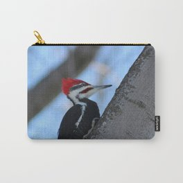 Wood Pecker Carry-All Pouch