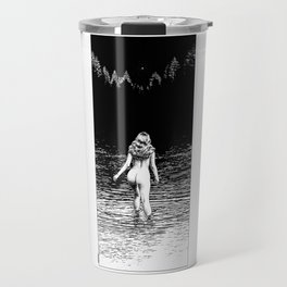 asc 846 - La ronde d'argent (Ascending Venus) Travel Mug