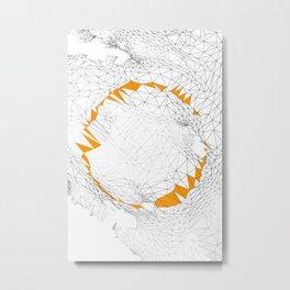 M_ Metal Print
