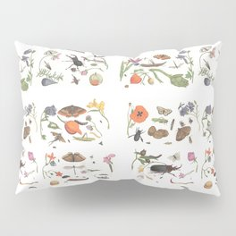 Common place miracles -Natural History Part V Pillow Sham