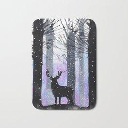 2017 Christmas Card Bath Mat