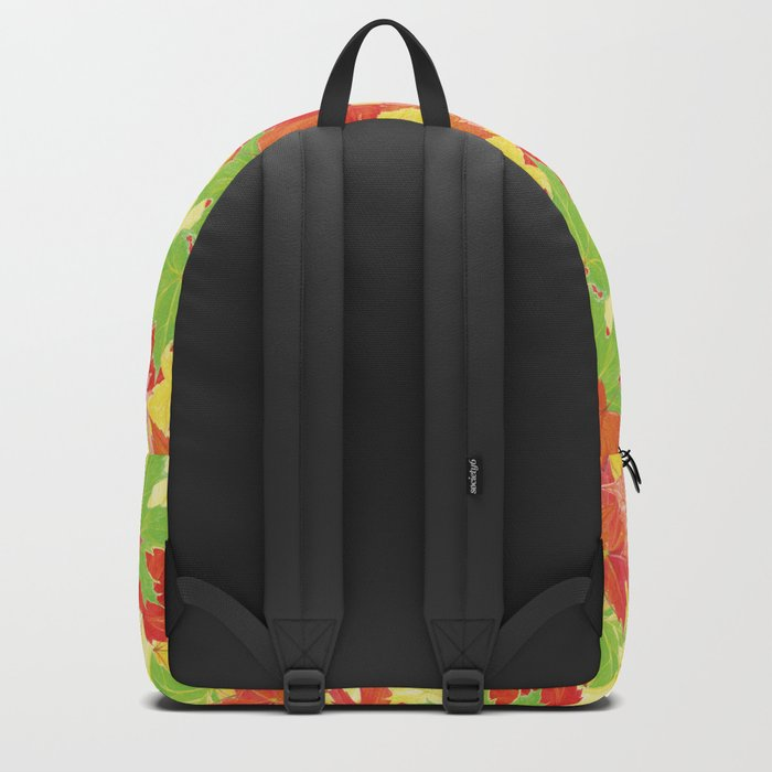 Autumn leaves #18 Backpack