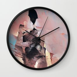 Silence Breaker Wall Clock