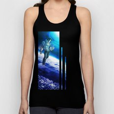 Ornithopter Unisex Tank Top