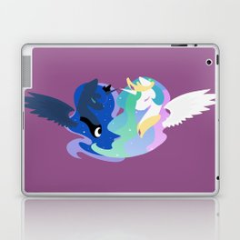 Princesses of Day and Night Laptop & iPad Skin