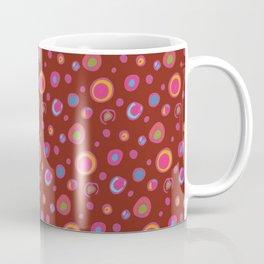 DOTTIE FUSHIA Coffee Mug