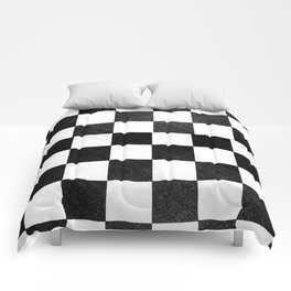 Dirty checkers Comforters