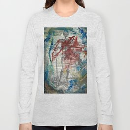 Vesalius Grave digger Long Sleeve T-shirt