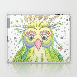 Forest's Owl Laptop & iPad Skin