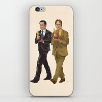 office iPhone & iPod Skins featuring The Office by Dave Collinson