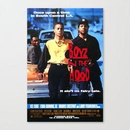 Boyz-N the Hood Movie Canvas Print