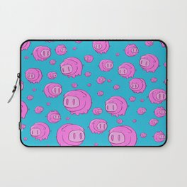 When Pigs Fly, Or Float! Laptop Sleeve