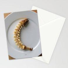Banana Fishbone Stationery Cards