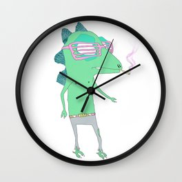 Sensasaur Wall Clock
