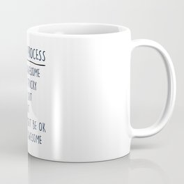 Creative Process Coffee Mug