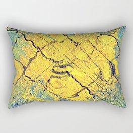 sunabstract. Rectangular Pillow