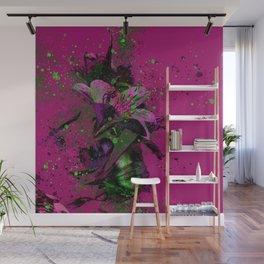 flower#2 Wall Mural