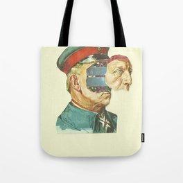 la Pantera Fuerte Tote Bag