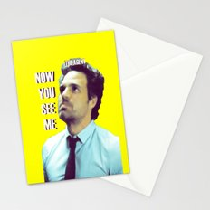The Agent  Stationery Cards