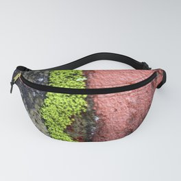 Textures - A Crack in the Wall Fanny Pack