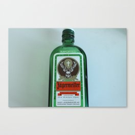 Jager Girl Canvas Print