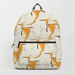 Weedy Seadragon, Marine Animal of Victoria, Australia Backpack