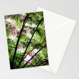 Ozzy Tree Fern Stationery Cards