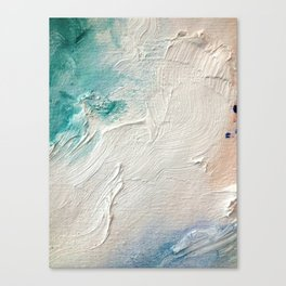 The Fact That You Move So Beautifully More or Less Takes Care of Futurism  Canvas Print