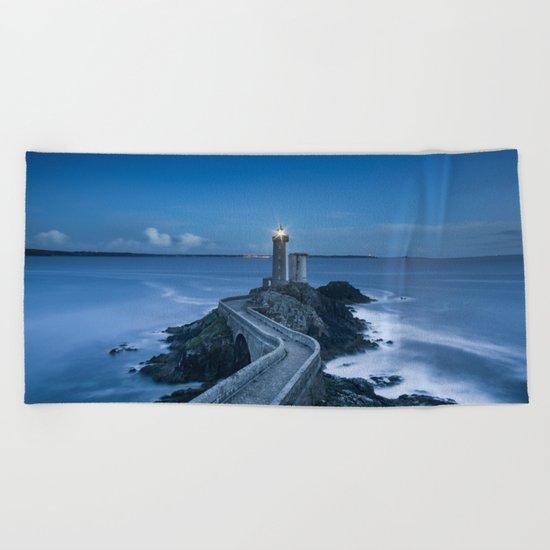 Illumination Beach Towel