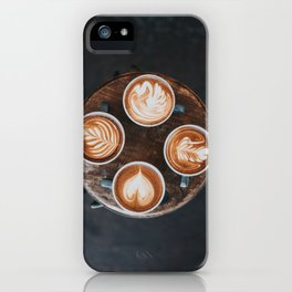 Coffee Shop iPhone Case