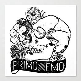 Primo Emo Canvas Print