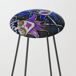 The Jesters Counter Stool