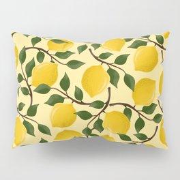 Lots of lemons Pillow Sham
