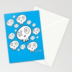 We're doomed Stationery Cards