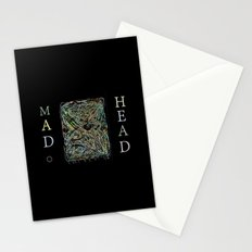Mad Head Stationery Cards