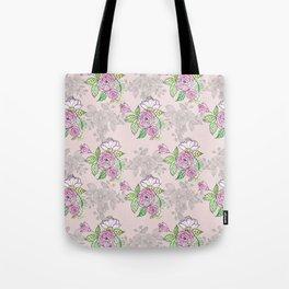 Rose paradise Tote Bag