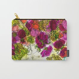 Dog-Rose. Autumn. Carry-All Pouch