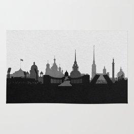 City Skylines: Saint Petersburg Rug