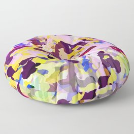 Mountain Peak Floor Pillow