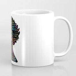 Autistic Unmasking Coffee Mug