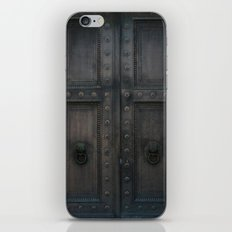 Sanctuary of Secrets iPhone & iPod Skin
