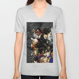 Fighter Unisex V-Neck