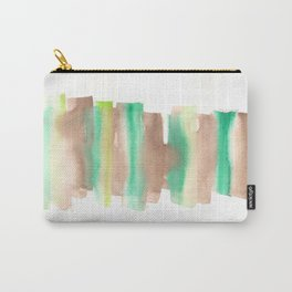 [161228] 10. Abstract Watercolour Color Study Carry-All Pouch