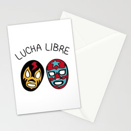 LUCHA LIBRE#21 Stationery Cards