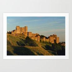 Dover Castle Art Print