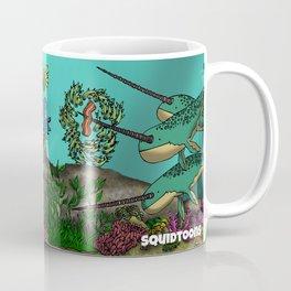 Ocean Splentafica (Cropped) Coffee Mug