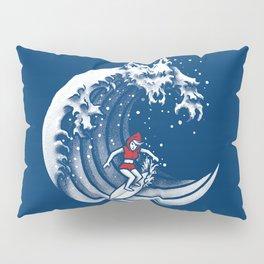Little Red Surfing Hood Pillow Sham
